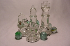 011118 - Chess marbles clear