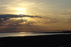 030628 - Sunset on beach 04