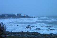 porthcawl storm